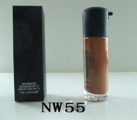 Wholesale Nw 15 - Hot sale NW colors 9colors makeup MATCHMASTR SPF 15 face Foundation Liquid 35ml 1pcs lots
