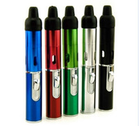 Wholesale wind free torch vape for sale - Group buy Smoking Pipe Click N Vape Sneak A Vape Sneak A Toke Herbal Vaporizer E Cigarette Water and Wind Proof Torch Lighter