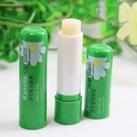 Wholesale Wholesale Organic Lip Balm - New Fruit Nature Organic Lip Balm Lipstick Cute Lip Balm Protector Sweet Taste Moisturizing Lip Gloss M01771