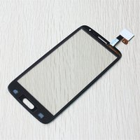 Wholesale Mtk6589 Inch Smart Phone - Wholesale-High Quality Star N9500 Touch Screen Digitizer Glass For Star N9500 MTK6589 5.0 inch Smart phone Black Color