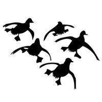 Wholesale car die cuts for sale - Group buy Vinyl Decals Car Stickers Glass Stickers Scratches Stickers Wall Die Cut Bumper Accessories Jdm Bird mallard fly gas prices