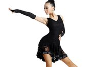 Wholesale Latin Dance Dress New Style Sleeveless Dance Practice Costume Adult Performance Clothes Square Dance Wear