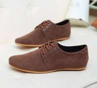Wholesale Ventilated Men Casual Shoes - 2015 Hot New Men Summer fresh ventilate Cavans Casual Lace up Loafers Slip on Shoes--free shipping