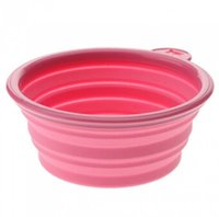 Wholesale Cheap Wholesale Dog Bowls - Wholesale-SZZKAIY-00195 Cheap high quality collapsible travel silicone bowl spet dog feeding bowl from china