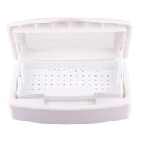 Wholesale Sterilizer Tray - Wholesale-Pro Sterilizer Tray Box Sterilizing Clean Nail Art Salon Tool [26972|01|01]407
