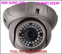 Wholesale High Quality Dome Security Camera - Powerful CCTV Analog HD High Quality Security 1.4MP IR Vandalproof 960P Dome AHD Camera