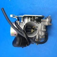 carburateur gy6 achat en gros de-Nouveau carburateur Carb 30mm CVK 150cc + Trottinette Roketa Go-Kart GY6 Cyclomoteur VTT SUNL Keikin Vergaser coppied carby carburateur ..