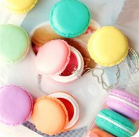 Wholesale Korean Cheap Jewelry Wholesaler - Cheap Wholesale 50pcs Lovely Candy Color Macaron Mini Storage Box Jewelry Box Pill Case Birthday Gift