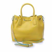 Wholesale brand name messenger bag - 2017 New Euramerican Fashion luxury designer handbags Micheal Koros messenger bag totes clutch crossbody handbags famous brand name bag