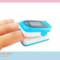 Wholesale Spo2 Monitor Prices - Low Price New Arrival! Spo2 Monitor Finger Pulse Oximeter New Color OLED Fingertip Pulse Oximeter Audio Alarm & Pulse Sound