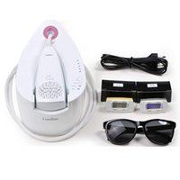 Wholesale Mini Skin Laser - Luminic IPL Hair Removal Laser (SIPL-10) Personal Mini Laser Hair Removal IPL + Rejuvenation Skin Care Home Use IPL (includes 2 lamp)