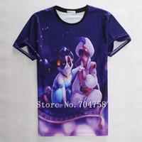 Wholesale Cheap Galaxy Clothes - FG1509 2015 Fashion blusas Galaxy t shirt men women print Funny 3d t shirt cartoon animal tshirt cheap clothes Top tee