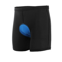 Wholesale High Quality Comfortable Cycling Underwear D Padded GEL Shorts Lightweight And Extremely breathable