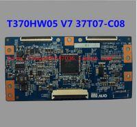 Wholesale Lcd Board Tv Parts - Wholesale-T-CON board T370hw05 v7 37t07-c08 CTRL Board t-con LCD TV Parts for auo logic board