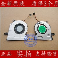 Wholesale Vaio Cpu Fan - 100% new Original CPU Cooling Fan for Sony Vaio FIT13A SVF13 F13N SVF13N 13A 3FFI1TMN000 3FFI1TMN010 AB0600HX0403Z1 UDQFRSH01CQU