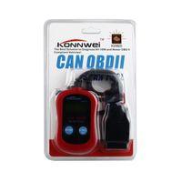 Wholesale hyundai car models online - KW805 OBD2 OBDII Car Code Reader Scanner Auto Diagnostic Scan Tool For Engine Fault Finder Same With Model MS300