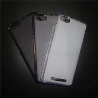Wholesale Blu Cover Case - Soft Silicon TPU Case 1mm for WiKo UFEEL Anti Skid Matte Cover For BLU R1 HD Dash X2 Dash M2