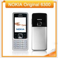 "Wholesale Bluetooth Symbian - Refurbished Original Nokia 6300 2.0"" 2.0MP Camera Bluetooth FM Radio Unlocked Bar refurbished Mobile Phone Free Shipping"