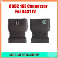 Wholesale Launch X431 Top Price - Top-Rated 100% Original Launch X431 Smart OBDII-16E for X431 IV, X431 IV OBD2 16E Adapter with factory price Free Shipping