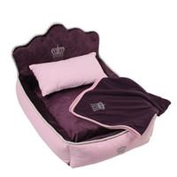 Wholesale Nesting Sofa - Luxury Princess Pet Bed Elegant Dog Bed Cat Mat Sofa Dogs House Cat Nest Sleep Cushion Kennel New Free Shipping