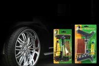 Wholesale Motorcycle Tyre Repair Kit - Car fast Tyre vacuum tire tire repair tools motorcycle tire repair kit in big bold Universal 8