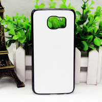 DIY Sublimation Heat Press Estojo para PC com chapas de alumínio em metal para SAMSUNG Galaxy S3 S4 S5 S6 S6 EDGE S7 S7 EDGE A3 A5 A7 2016 20PCS