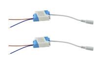 mevcut aydınlatma toptan satış-BSOD Dim LED Sürücü Çıkışı 10V (3-4) W Sabit Akım Harici Dimmer Güç Kaynağı LED Pannel Işık Tavan Lambası Doğrultucu Trafo