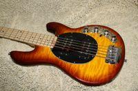 Wholesale Music Man Bass Guitars - Bass Guitar Newest Honey Burst StingRay 5 music man Electric Bass High Quality HOT