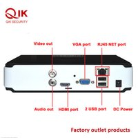 Wholesale Wireless Cctv Pc Kit - 4CH 1080P NVR 1 pcs Indoor PT and 1 pcs Outdoor Dome 720P Wireless Camera WIFI CCTV KIT
