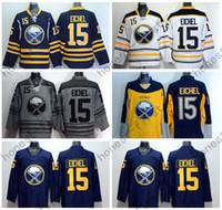 d0d3ea120 Men buffalo sabre jerseys - Buffalo Sabres Jersey Jack Eichel Ice Hockey  Jerseys Throwback Home Navy