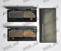 Wholesale New Eyebrow Powder - Factory Direct DHL Free Shipping New Makeup Eyes 2 Colors Eyebrow Powder!3g