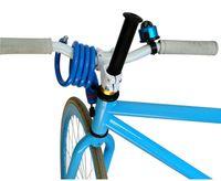 Wholesale Black Quad Bikes - Hidden mini Bicycle Bike gps tracker LBS+GPS locator Quad Band Real-time Google Map tracker black in retail box