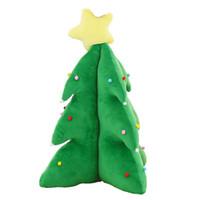 Wholesale flashing plush for sale - Jc913 cm and cm Singing Tree Pillows Luminous Musical Plush Children Toys Girlfriends Christmas Gift Doll