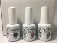 Wholesale Nexu Gelish Nail Polish - NEXU high quality soak off led uv gel polish nail gel lacquer varnish gelish
