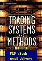 Wholesale Trading Systems and Methods rd Edition by Perry J Kaufman Author