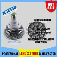 38 Led 9w E27 Baratos-Dimmable Lámpara led par38 par30 par20 85-240V 9W 10W 14W 18W 24W 30W E27 par 20 30 38 Iluminación LED Foco luminoso downlight