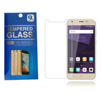 Wholesale tempered glass for coolpad - For ZTE avid trio max pro Coolpad Defiant metro pcs LG x charge Boost mobile phones Tempered Glass Newest Screen Protector