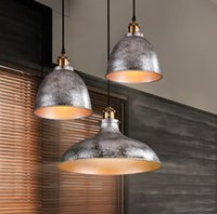 Wholesale Free Shipping Clothing Stores - Loft industrial style restaurant lights American village retro iron bar coffee shop clothing store chandeliers free shipping LLFA