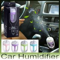 Wholesale Power Plug Types - Nanum Car Plug Air Humidifier Purifier,Vehicular essential oil ultrasonic humidifier Aroma mist car fragrance Diffuser