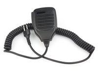 Wholesale Icom Speaker Microphone - New Handheld Shoulder Speaker MIC Microphone for ICOM IC-F3  IC-F3S  IC-F4 Radios 2 Pin Jack J0306A Alishow