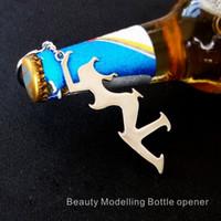 Wholesale Function Varieties - Bottle opener Beauty Modelling Key buckle Ornaments A variety of beer bottle opener function Fashion gadget.