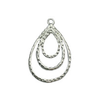 ingrosso orecchini materiali-Beadsnice new fashion pendant charm earring findings jewelry making supplies handmade material wholesale nickel free lead free ID 8699