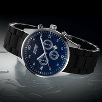 Wholesale Skmei White Silicone - Golden Luxury SKMEI Fashion Casual Waterproof Watch Dial Quartz Skmei 9065 Men's Watches Luxury Silica Gel Noctilucent Men Watch