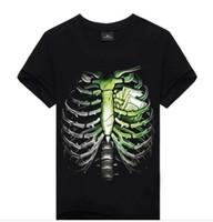 Wholesale Skating Clothes - 2015 Sport Summer Style 3d Men Shirt Plus Size Start Printed t shirt Designer Skate Clothing M-XXXL