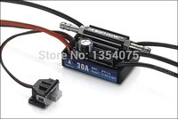Wholesale Hex Rotor - Original hobbywing Platinum-30A-Pro 2-6S 30A Speed Controller ESC For RC Aircraft Hex Multi Rotor Helicopter order<$18no track