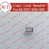 Wholesale Smart Phone Jiayu G3 - Wholesale-jiayu G3 G3T G3S G3 Loud Speaker Replacement Original Buzzer Ringer Loud Speaker Replacement For jiayu Smart Cell phone