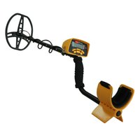 Wholesale Deep Metal Detector - MD-6350 Deep Underground Search Gold Metal Detector Gold Digger Treasure Hunter MD6350 Treasure Seeker Gold Locator