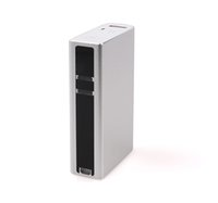 clavier sans fil pour téléphone portable achat en gros de-Hot banque de puissance 5200mAh peut charger téléphone mobile magique cube clavier laser virtuel sans fil bluetooth pour Ipad Iphone ordinateur