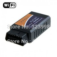 Wholesale-Wi-Fi-ELM327 OBD 2 II Auto-Diagnoseschnittstellen-Scanner für iPhone iPad iPod