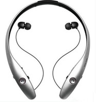 ingrosso orecchio duro-2015 Nuovo HBS 900 HBS-900 Wireless Bluetooth Sport Neckband Auricolari Stereo Cuffie Auricolari Hard Cover In-Ear 30 pz Spedizione Gratuita